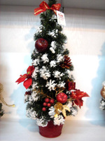 Christmas decoration tree 40 christmas gift counter decoration