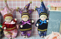 Italy Triangel dolls,figure toys,Triangel Doll fate symbol of love ,Action Figures & Character, 12 cm . 12 pcs/lot