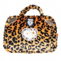 Free Shipping 2013 Hot Sale Leopard Tote Hand Po Electric Hot Water Bag Bottle Hand Warmer Peepee Heater Zenit For Winter