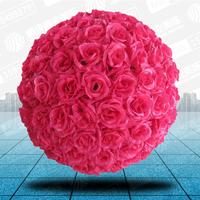 Wedding Hanging Champagne Rose Elegant Ball  Kissing for Wedding Bridal Flower Decor