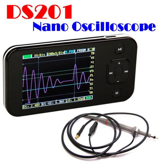 Oscilloscope portable pas cher