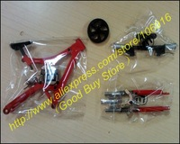 Semi-manufactured Goods DIY Assembling Bicycle Diecast Model Children's Gifts Toys Bike Models 0611#Suspension Bike