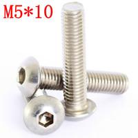 ISO7380  M5*10