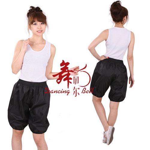 Bell weight clothing series of weight loss shorts knee-length pants sauna, shorts slimming pants weight loss service(China (Mainland))
