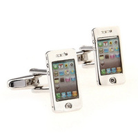 TZG09195  New Cufflink 2 Pairs Free Shipping