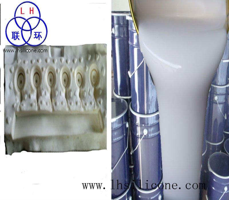 Liquid Rubber Mold Liquid Molding Silicone Rubber
