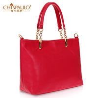 High Quality!Paul 2013 fashion women's winter brand design Simplify handbag lady's big PU leather totes bag Freeshipping