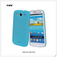 Colo 9300 9308 phone case  SAMSUNG galaxy  s3 protective case pc  + dull polish phone case water proof