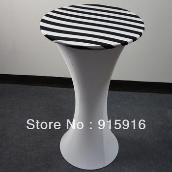 wholesale cocktail table cloths, fashion spandex table top cloths, 10 pieces per lots