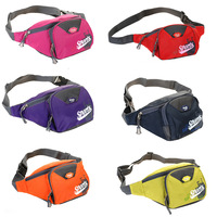 7 waist pack casual outdoor canvas male bag waist pack women's waist pack chest pack
