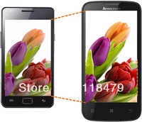 DHL EMS free shipping Lenovo A820 mtk6589 quad core mobile phone1.2GHZ 1GB Ram 8.0mp Russia Hebrew polish language