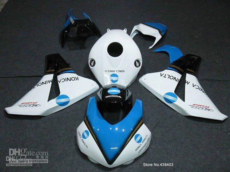Kawasaki body kit CBR1000 2008 2009 2010 2011 CBR1000RR 2008 2009 2010 2011 (chinese international trading company)(China (Mainland))