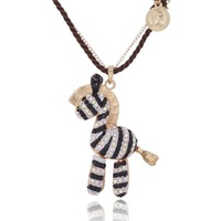 Free Shipping K062 accessories necklace multi-layer small horse fashion design long necklace