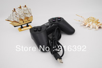 Black Wired USB Game Controller Gamepad For PC Laptop Computer XBOX360 New