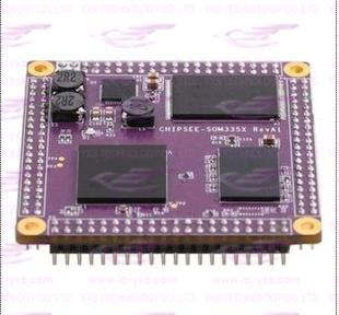 AM335X core module, ARM cortex A8 architecture AM335X processor, DDR3, AM3359(China (Mainland))