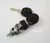 Free shipping,(DHSVW001) Auto IGNITION LOCK KEYS Fit For VW Jetta Golf Cabrio Passat 357905855B