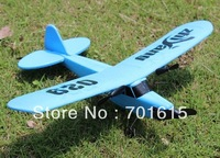 Wholesale Free shipping Remote control aircraft remote control airplane toy model of fixed-wing aircraft, 64 pcs/lot