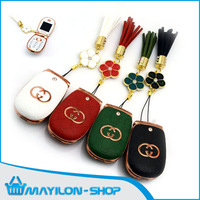 Luxury mini Flip mobile phone ,Car phone M9 mini phone Flip style Call phone choice add 4G TF card Free Shipping