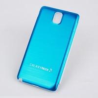 Note 3 Ultra-thin full screen view window aluminium flip case for Samsung Galaxy Note3 N9000