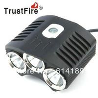 TrustFire TR-D009 3xT6 2100LM 4-Mode Memory LED Bicycle Light Set