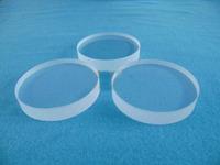 quartz glass plate/metal material/quartz products/customized order/accept OEM