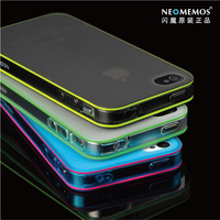 For iphone  4 s phone case silica gel  for apple   4s phone case new arrival iphone4 phone case