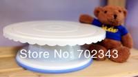"11"" Rotating Cake Turntable Icing Sugarcraft Decorating Revolving Stand Platform Fondant"