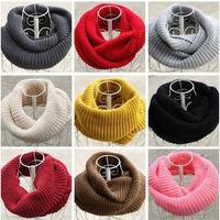 Winter Warm Women Long Scarf woolen soild fashion Scarves girl scarf brand women knitted scarf Russia women brand