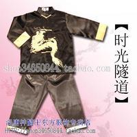 Han boy set fk000004-b tang suit children's clothing chinese style formal dress