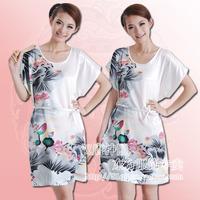Han 2012 fashion Size fits all women's bathrobes bathrobe fw050011