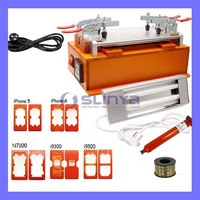 220V/110V LCD Touch Screen Seperate Machine Kit with 5 Moulds for i9500/i9300/N7100/iPhone 5/iPhone 4/4S LCD Separator
