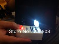 10MM bullet power 0. 5W white LED white hair white light diode