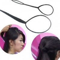 Free shipping hairpin portable pull hair needle manufactruer wear hair sticks straight hair roller