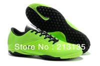 2014 New Arrived HyperVenom TF Soccer Shoes,Turf Football Boots,5Colors Mix Order Top Quality Free Shipping!