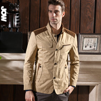 Jow men's clothing 2013 autumn outerwear male jacket outerwear casual all-match jacket