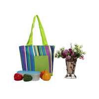 Skinly multifunctional nappy bag shopping bag insulation lunch bag Small portable handbag lunch bag