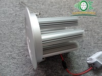 (Greenuniverseled)newest led down light 7w,led lamp for jewelry, 10pcs per lot,660lm above 85-265vAC,free shipping