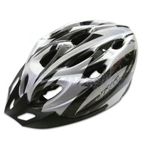 18 Holes Adjustable MultiColor Cycling Bicycle Bike Safety Helmet With Visor