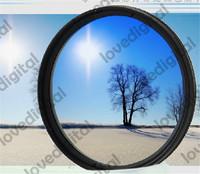 3in1  67 Graduated 67mm Neutral Density  Grey ND filter for NIKON D7000 D5000 D90 18-105mm lens