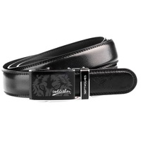 SEPTWOLVES China Top Brand Genuine Leather Man Belt Male Automatic Buckle Real  Leather Strap men's Cowhide Belt Men 7A1100780