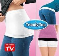 2pcs/lot OPP BAG packing Trendy top hip cover hip clothes bum Cleavage cover corset hip skirt AS SEEN ON TV Product