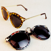 5pcs/lot Karen 2013 Hot Sale Vintage Designer Arrown women sunglasses High Quality 4 colors designer sunglass T016