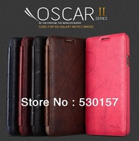 Galaxy Note 3 iii Leather Wallet Case, KALAIDENG Luxury Enland Series Ultra-Slim Flip Cover For Samsung Note3, 30pcs/L DHL Free