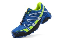 2013 new arrival salomon Running shoes,athletic shoes, men sports shoes solomon shoes High Quality  4 color 40-45 best quality