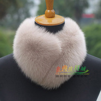 Hot sales Nature Fox fur real fox fur collar fur muffler scarf  fur autumn and winter collar for women free shipping