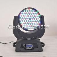 Free shipping led dmx dj Moving Head Wash Light,RGB DMX 512 stage moving head light,led sharp moving head beam,LED sopt moving