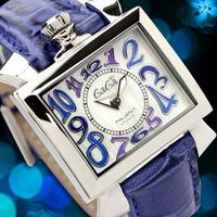Gaga milano needle square quartz ladies watch popular vintage the trend of fashion table watch
