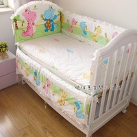 Customize baby bed around set unpick and wash bedding four piece set outerwear