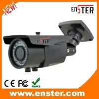 "IP66 Waterproof Bullet Camera CCTV ANALOG CAMERA EST-W7055B-C  Color 1/4"" CMOS/DIS 700TVL  Low Illumination,IR-CUT camera"
