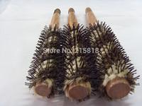 Wool kinkiness comb roll wood lengthen flower